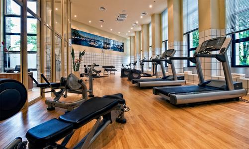 JANITORIAL SERVICE FOR FITNESS CENTERS