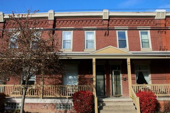 East Liberty - Highland Park 15206 row house brick home real estate