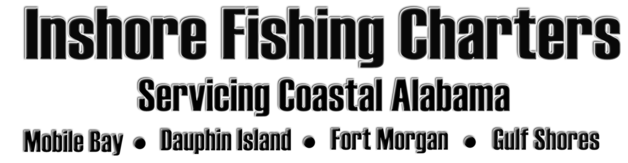 Mobile Bay Gulf Shores Fort Morgan Inshore Fishing Charters