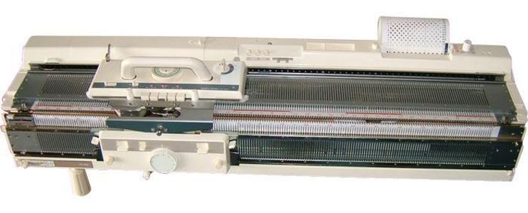 kniting machine