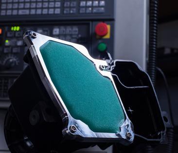 OTB Velocity Intake Plate