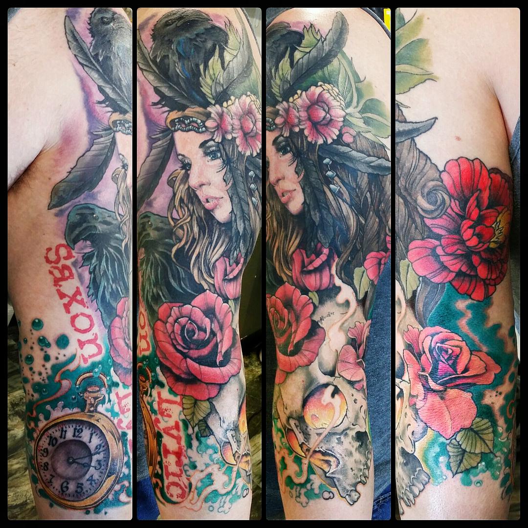 Lars krutak tatu lu tattoos from the dreamtime lars krutak -  Tattoos Of Mother Nature Tim Ashman