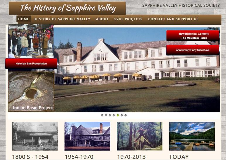 History of Sapphire Valley, Sapphire Valley Resort, High South Adventures