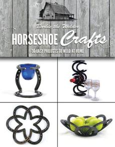 BarbieTheWelder Horseshoe Crafts 30 Easy Projects To Weld At Home