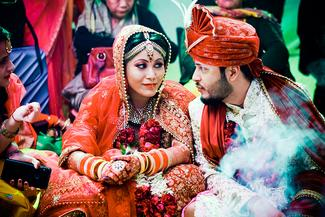 "What make candid photographs so special? ""Candid photographs are the heart of a wedding—they're the pictures that take you back to the feeling and magic of that special day."" best candid wedding photos taken by our best photographers in Delhi."
