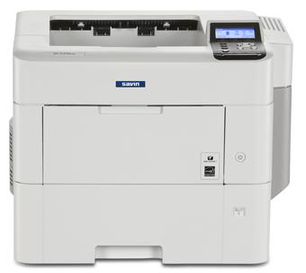 "Savin black and white printers are designed for any workgroup environment looking to print critical information conveniently and quickly. With compact sizes, high-quality printing at sizes up to 11"" x 17"", energy saving options, and advanced security tools - we have you covered. Shop our selection of color laser printers, and discover a model that works for you."