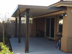 Kismet patio covers diy and installed rafter tails style solutioingenieria Gallery