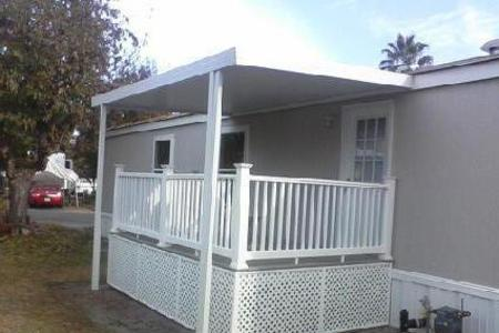 Mobile Home Awnings - Kismet Patio Covers