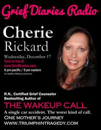 Grief Diaries Radio with Cherie Rickard