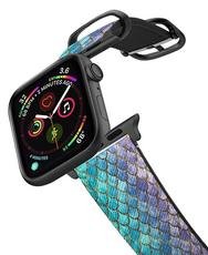 pretty mermaid scales Apple Watch band