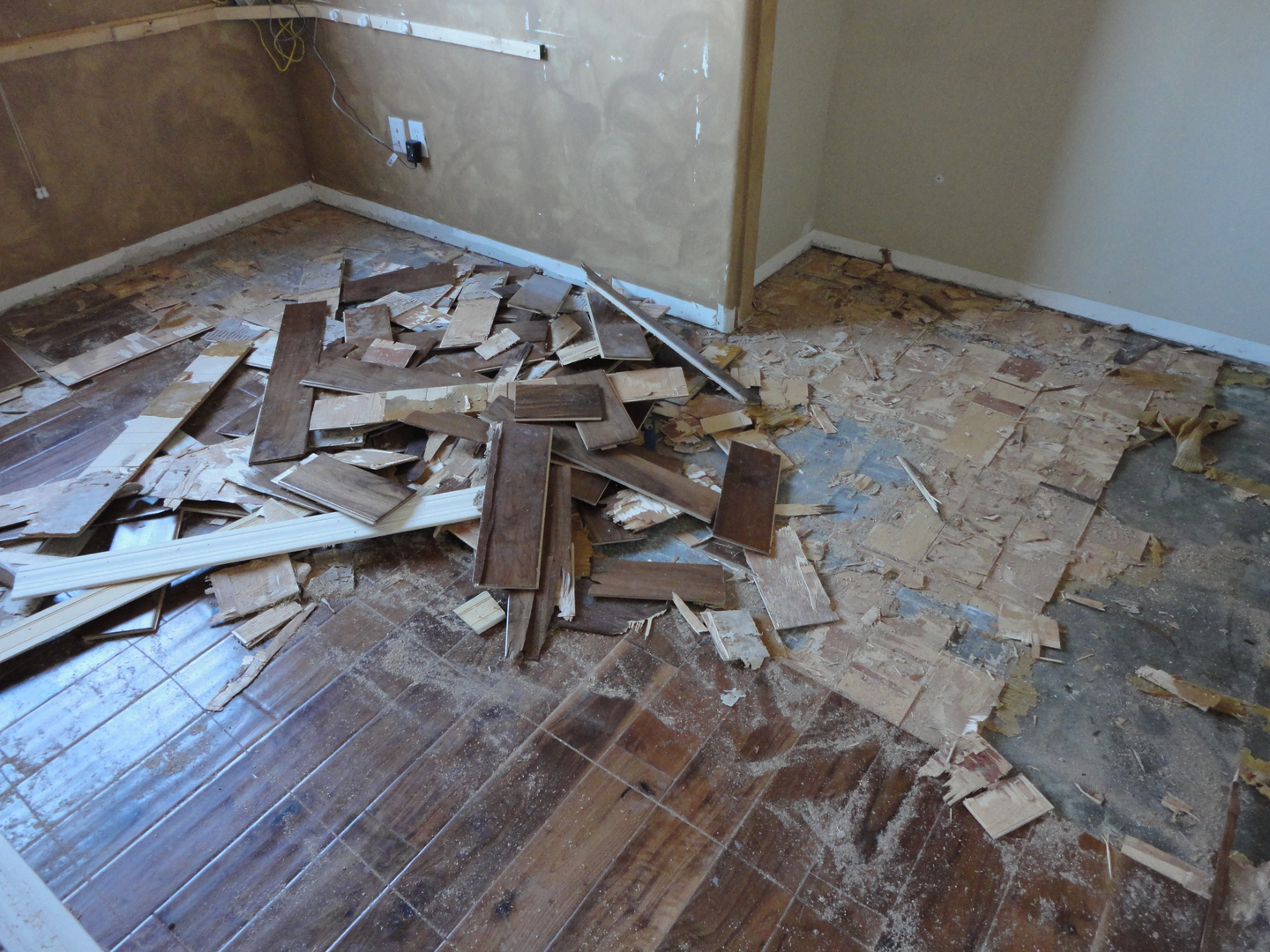 Tile Removal Crew Llc