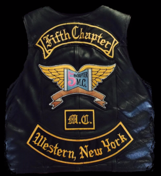 Fifth Chapter MC - Motorcycles, Sober Motorcycle