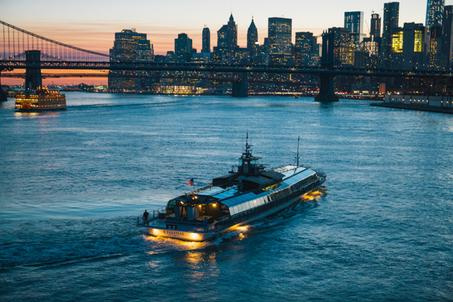 bateau new york