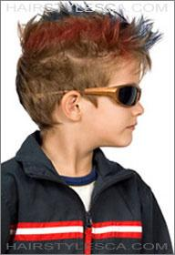 Little Boys Hairstyles