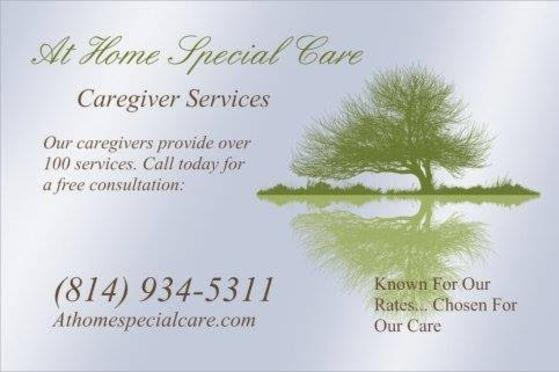 At Home Special Care LLC