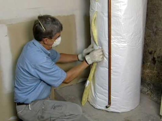 Water Heater Insulation Services and Cost in Edinburg McAllen TX | Handyman Services of McAllen