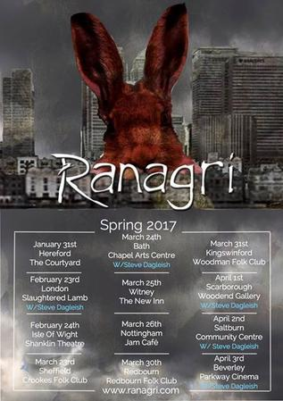 Ranagri Autumn Tour 2016