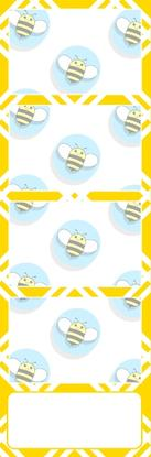 Bumblebee Booths Photo Strip sample #17