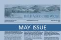 May issue of The Hague Chronicle