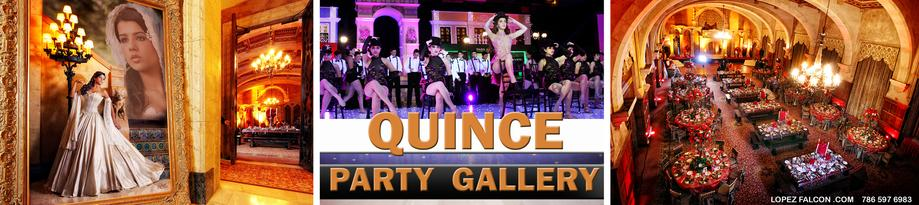 Quinces Party Miami Quinceanera Parties Quince