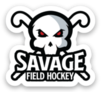 Savage Field Hockey Logo