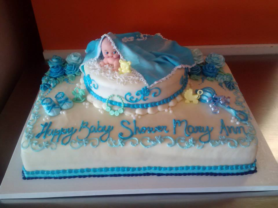 Baby Shower Cake ~ Baby shower cakes