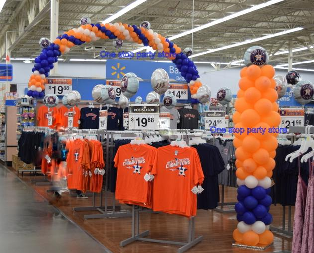Astros Decorations