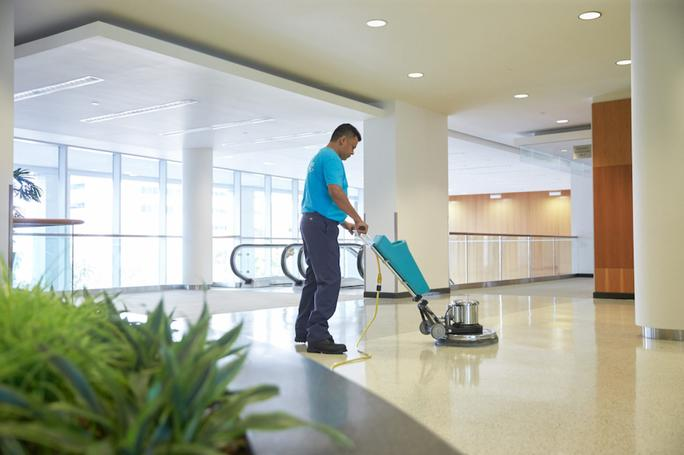 Best Commercial Floor Care in Edinburg Mission McAllen TX | RGV Janitorial Services