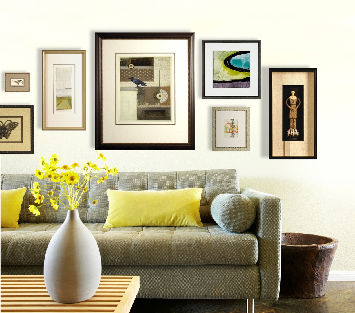 custom framing art scanning printing