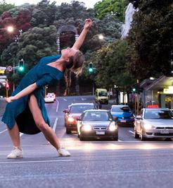 Learn contemporary dance london