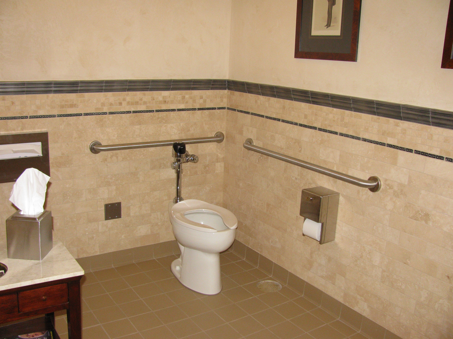 Commercial Bathroom Tile Home