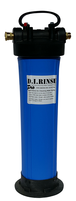 D I Rinse D I Resin For Spot Free Rinsing Replacement