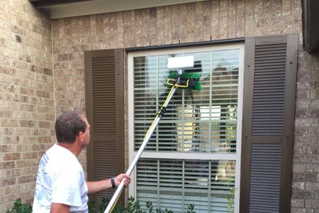 window cleaning in Cypress TX