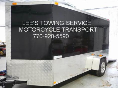 Lee's Towing Service - Towing in Douglasville - Villa Rica, Georgia