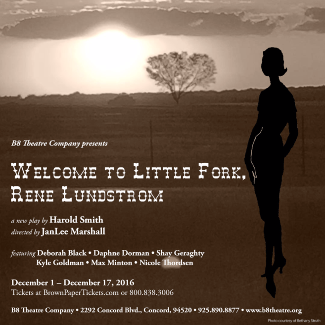 Welcome to Little Fork, Rene Lundstrom
