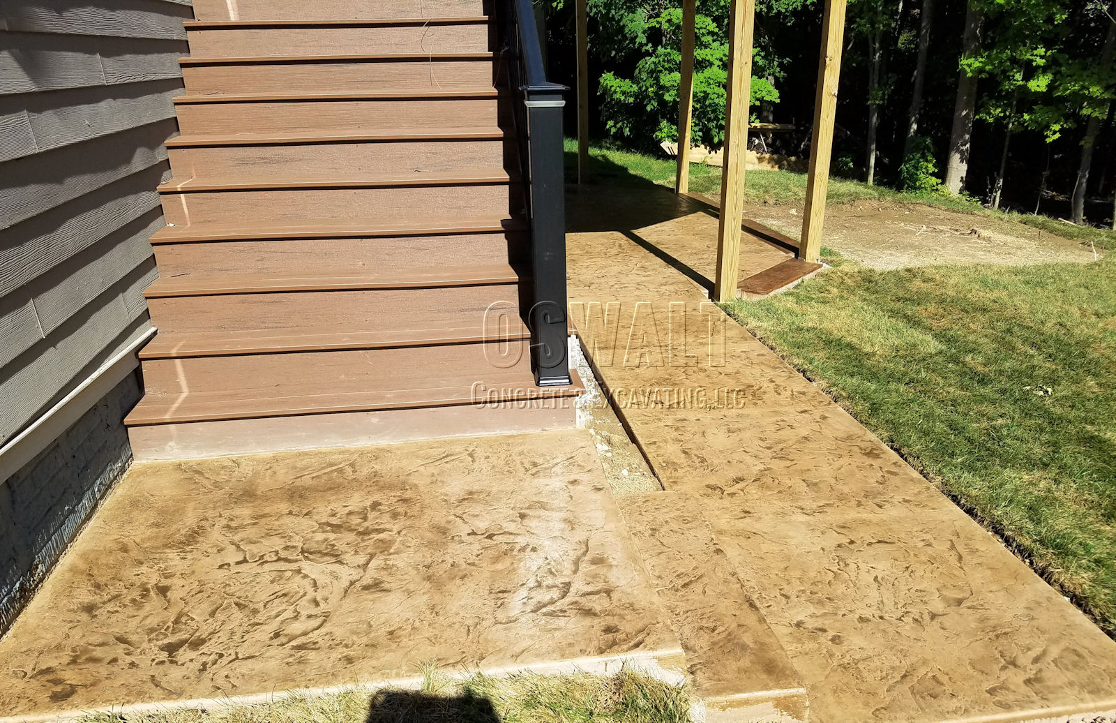 Concrete Steps - Gallery
