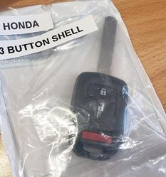 HONDA REMOTE SHELL