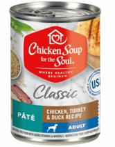 Chicken Soup Adult Can Dog Food