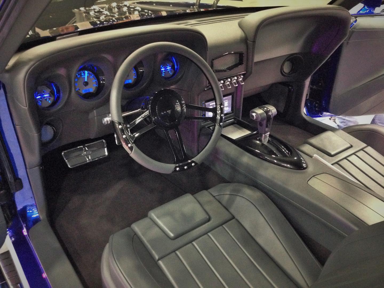 Compton custom interiors