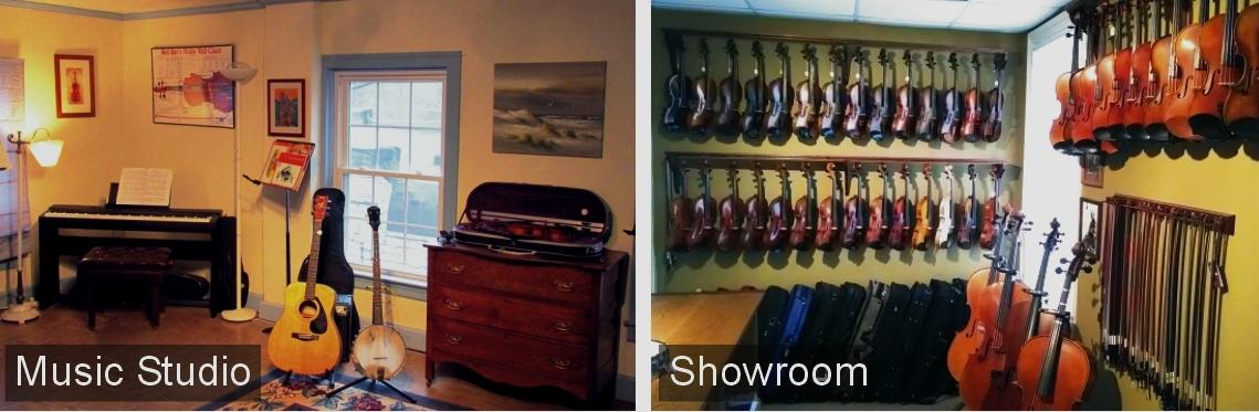 The Violin and Fiddle Shop - violin sales, violin shop, violin makers