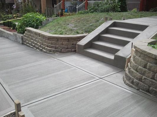 Leading Concrete Sidewalk Replacement Services and Cost in Malcolm Nebraska | Lincoln Handyman Services