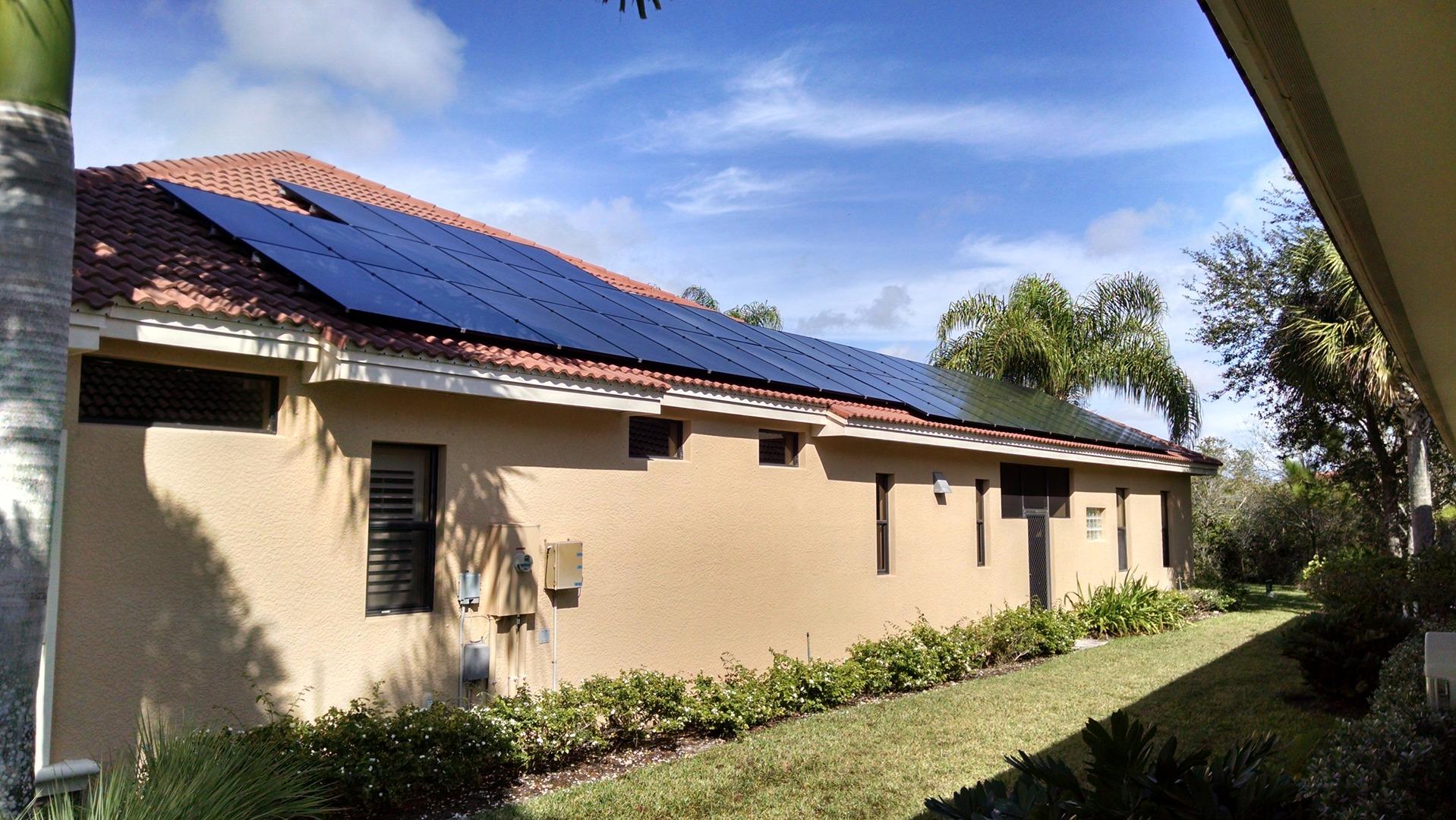 Solar Power Systems on