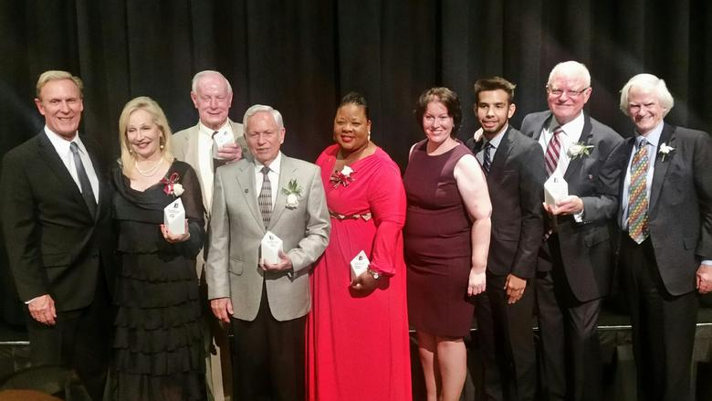 Michele A Dobson, Michele Dobson, Long Beach City College, Hall of Fame