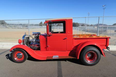 1928 フォード モデル A ピックアップトラック