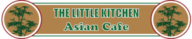 The Little Kitchen Logo Lantern Bay Village Shopping Center, Dana Point, CA