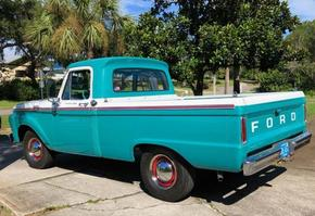 1964 Ford F100 Custom Cab Pick up truck