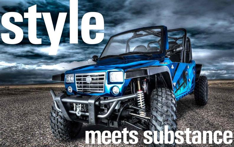 Street Legal Side By Sides By Oreion Motors And Duruxx