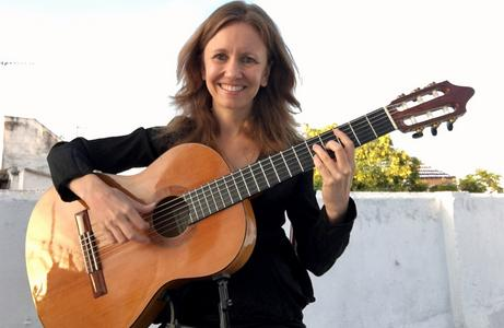 flamenco guitar lessons in Seville, Spain