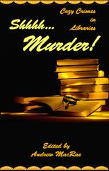 cozy mystery anthology stories amy ballard shhhh murder book read