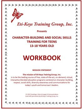 Eti Keys Training Group 13 - 18 years old Workbook